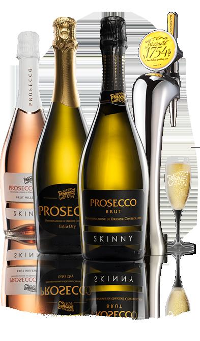 Prosecco 1754 Range